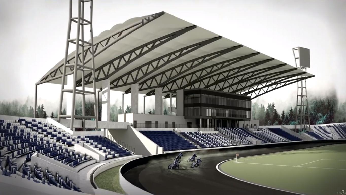 Stadion Unii Tarnów - Jaskółcze Gniazdo