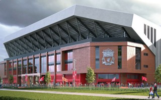 Liverpool: The Reds back to Anfield Road Stand revamp