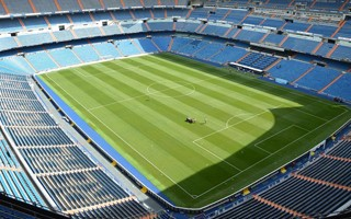 Spanish giants Real Madrid and their $650m reconstruction