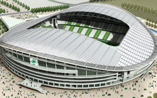 Athens: Panathinaikos stadium plan reborn!