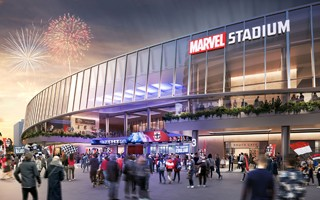 Melbourne: Marvel Stadium extends commercial potential through ambitious revamp