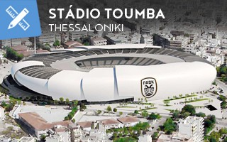 New design: PAOK is planning to build new stadium