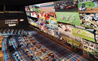 Stadium Sportsbook opens under the Stadium Swim... what?!