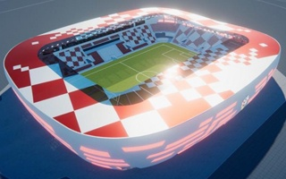 Zagreb: Croatia's problems with national stadium