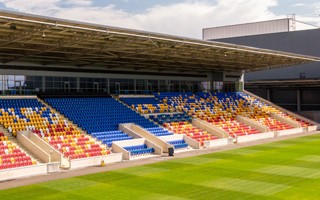 England: York's long-delayed stadium completed
