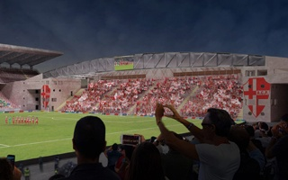 Padua: Modernization of Stadio Euganeo begins