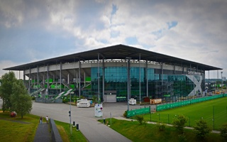 Germany: Volkswagen Arena is 18 years old!
