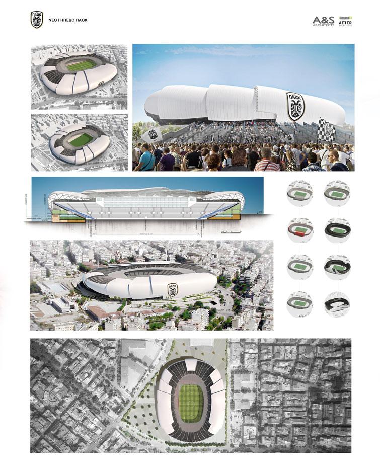 Stadio Toumba - FC PAOK