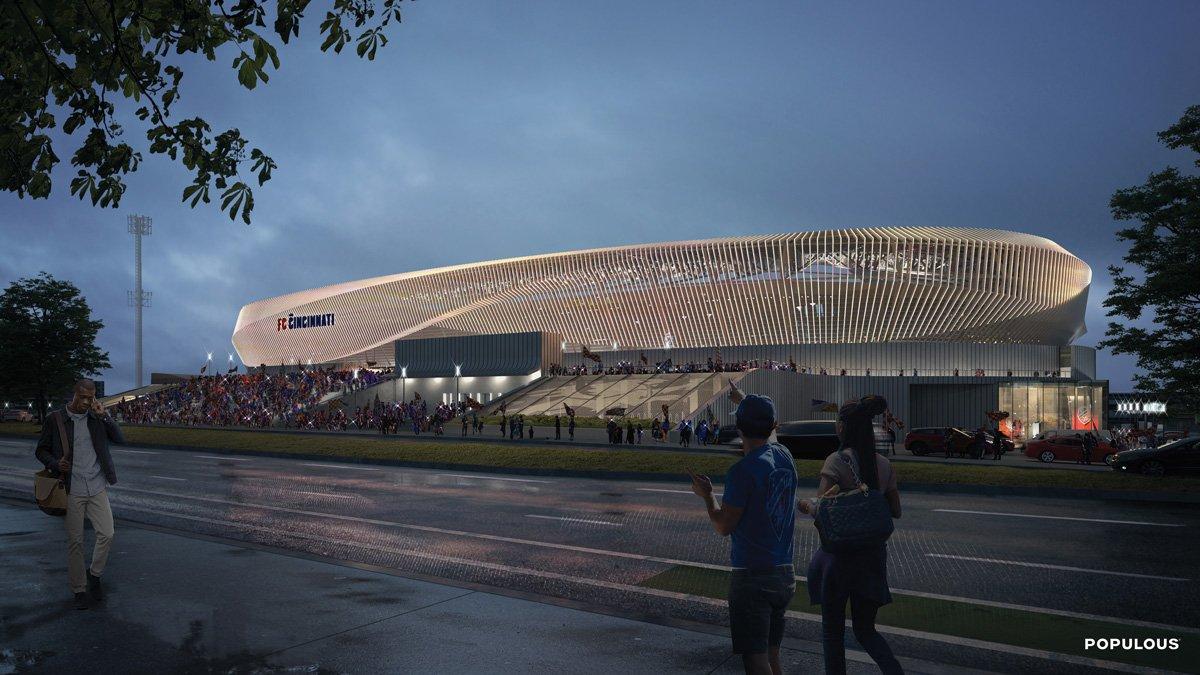 West End Stadium, FC Cincinnati
