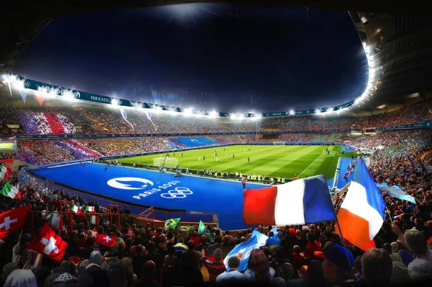 Paris 2024 Olympics and Paralympics