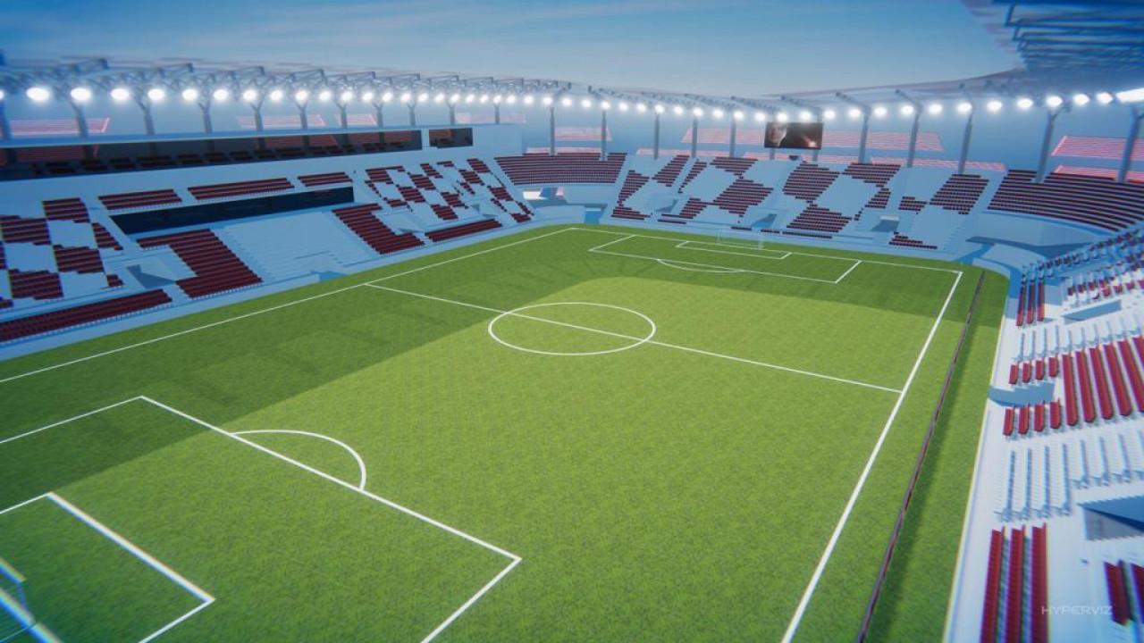 Nacjonalni Stadion Zagreb