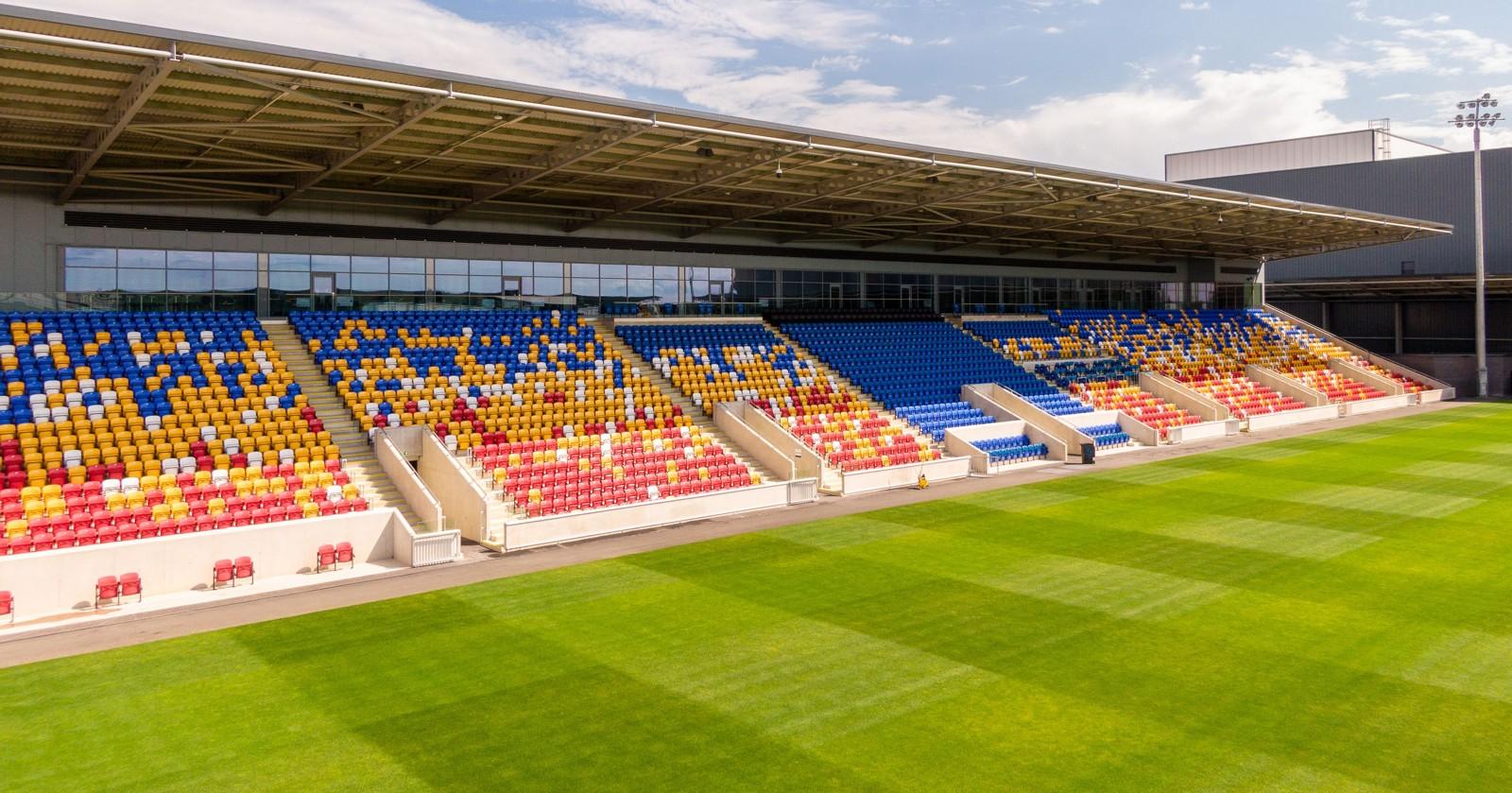 LNER Community Stadium. York