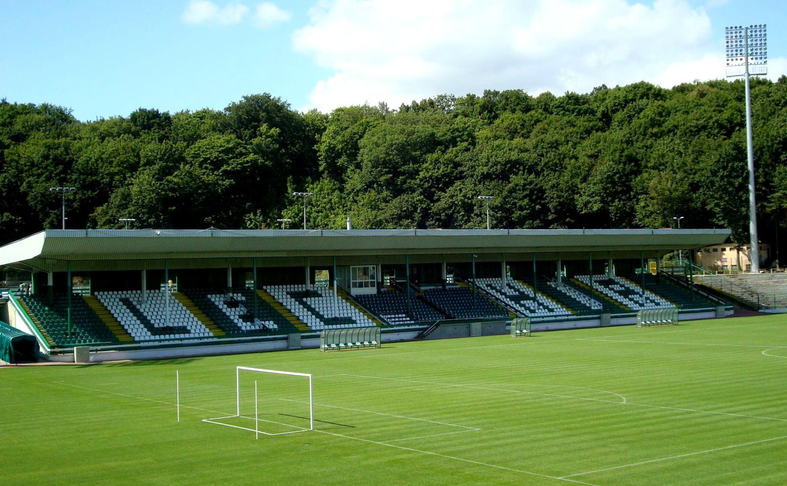 Stadion Lechii Gdańsk przy Traugutta
