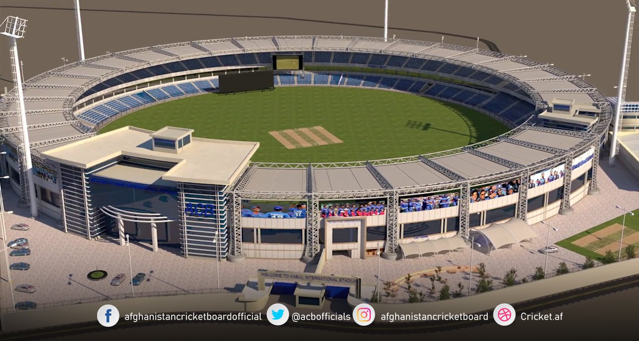 Afghanistan National Cricket Stadium