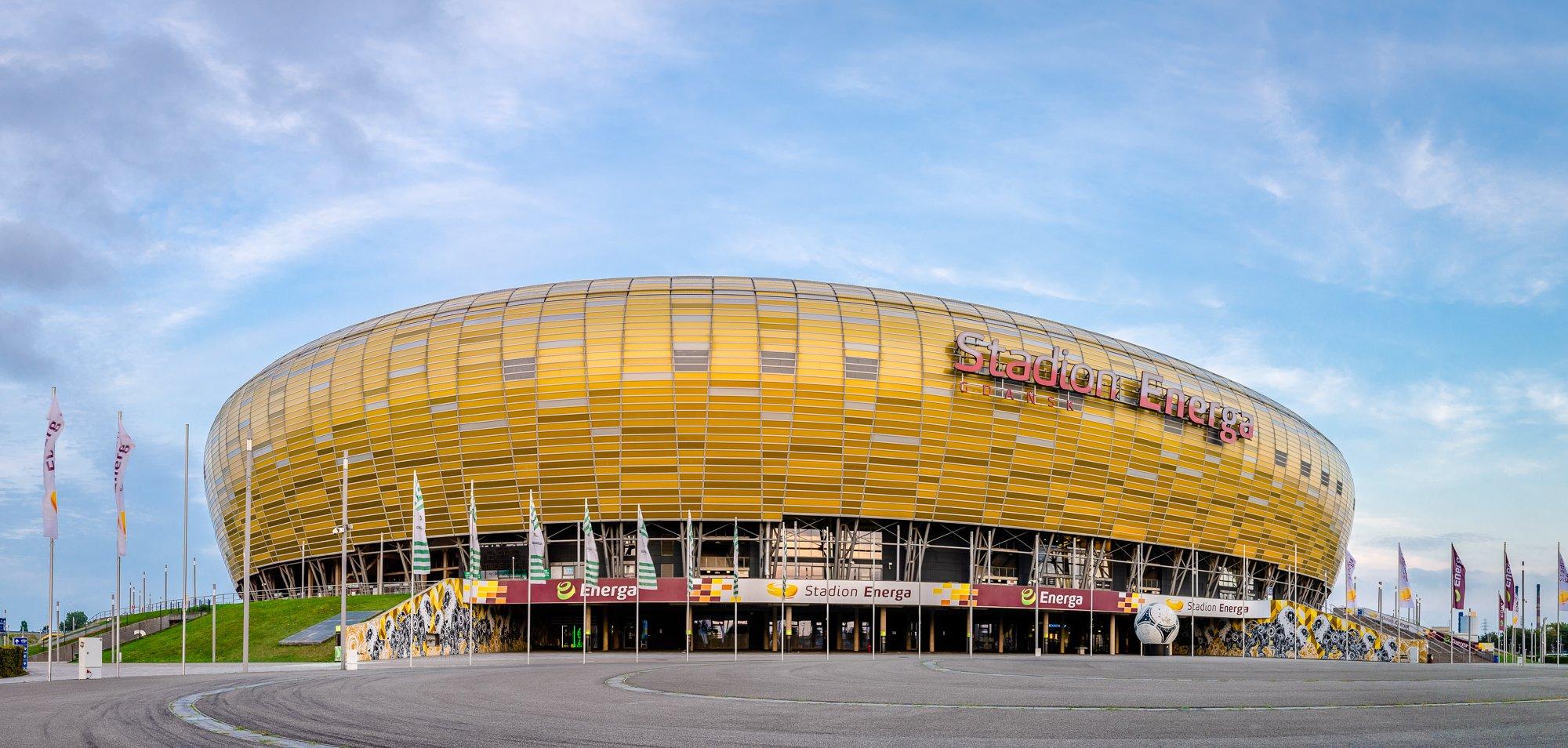 Stadion Gdańsk - po trudnym 2020 również trudny 2021