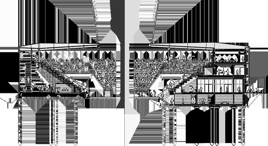 Stade de la Tuiliere, Lausanne