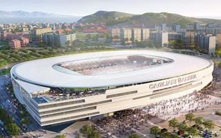 Italy: New facts about the new stadium of Cagliari