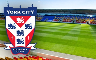 England: York's stadium ready for the first match