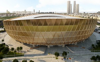 Qatar 2022: Lusail as the cherry on top, final stadium coming