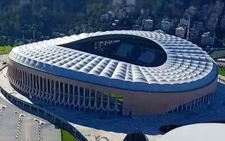 Turkey: The hazelnut stadium in Giresun opens soon