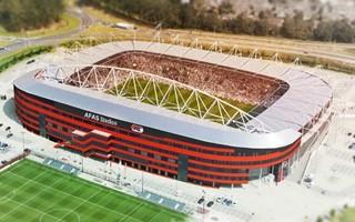 Alkmaar: Roof behind schedule, ready by end of the season?