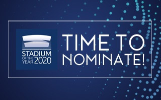 Stadium of the Year 2020: Time for You to nominate!