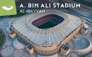 New stadium: Ahmad bin Ali Stadium, the desert dune