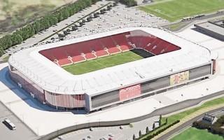 Scotland: Aberdeen's new stadium by the beach?!