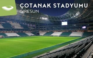 New stadium: The hazelnut stadium of Giresun officially opened