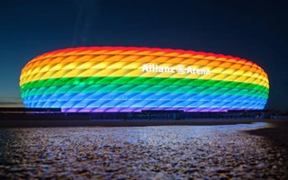 Germany: Rainbow stadiums to commemorate Holocaust