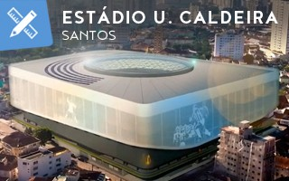 New design: Santos FC brings us a new project from Brazil