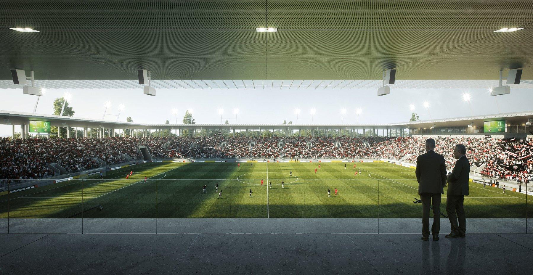 Stadion Poolonii Warszawa przy Konwiktorskiej