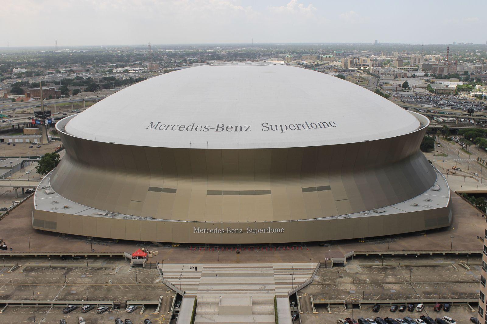 Mercedes-Benz Superdome - New Orleans Saints