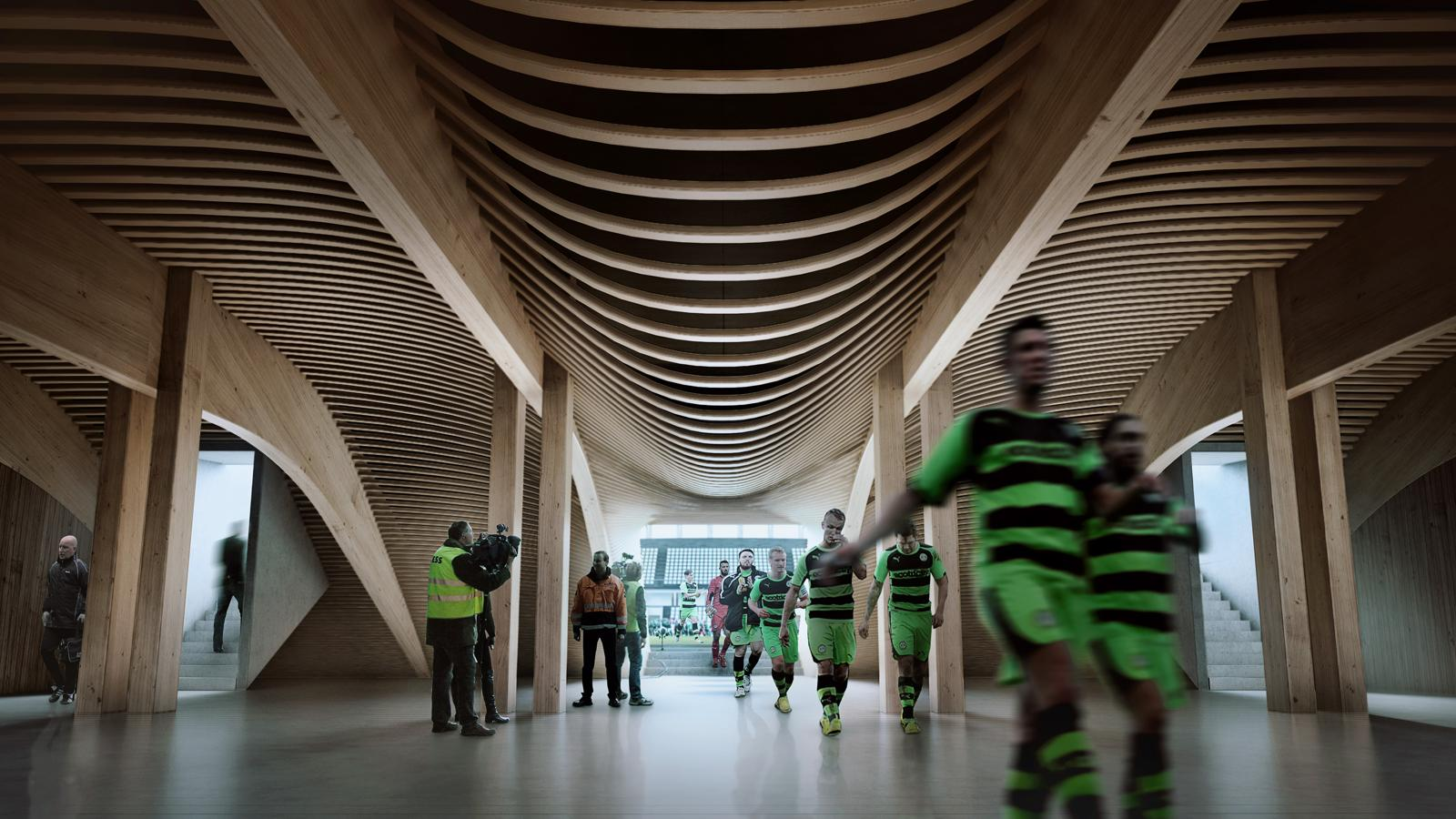 Eco Park, Forest Green Rovers FC