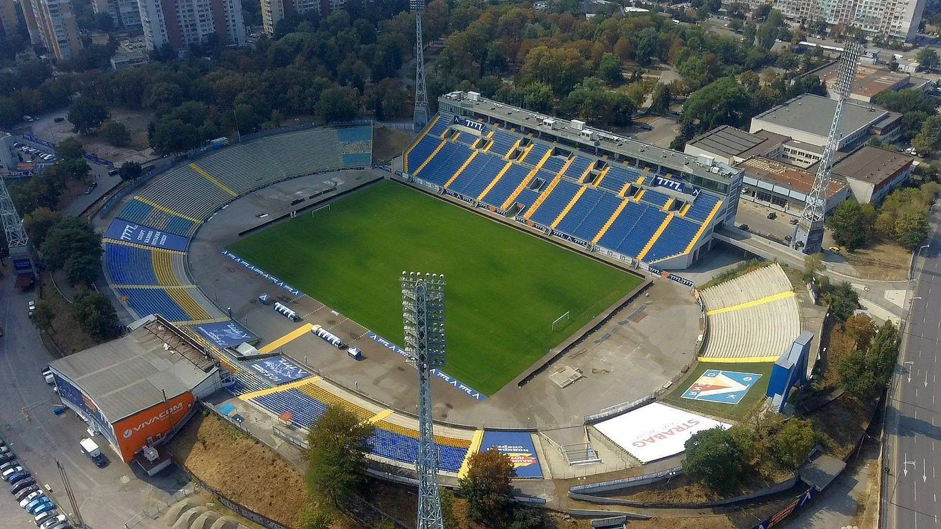 Stadion Georgi Asparuhov, Sofia
