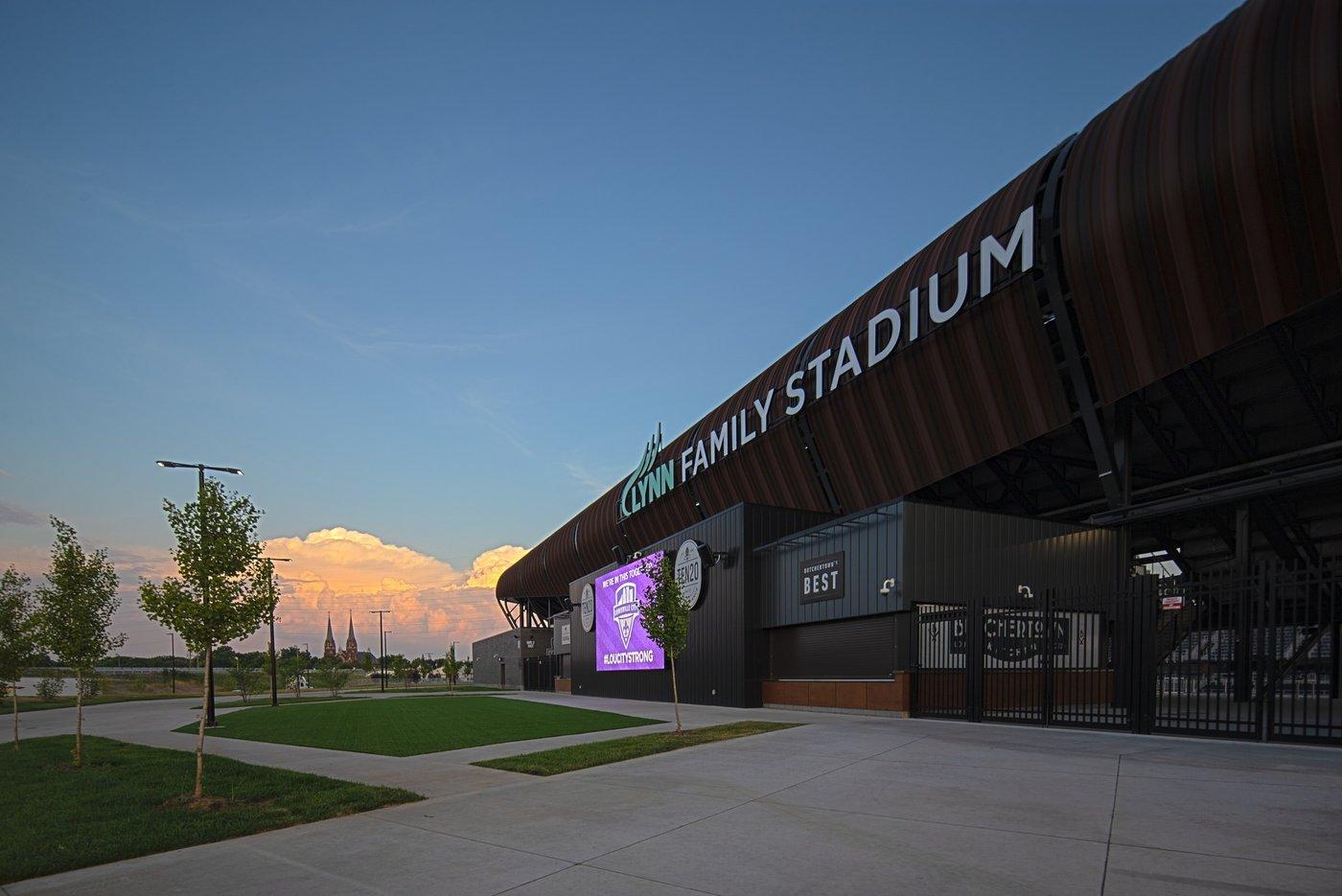 Lynn Family Stadium, Louisville City FC