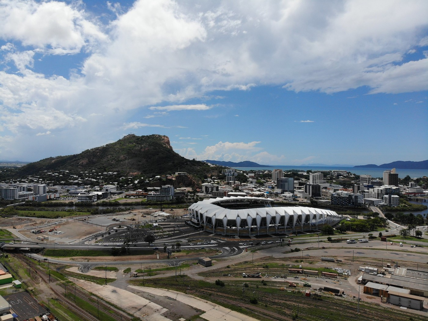 Queensland Country Bank Stadium, Townsville