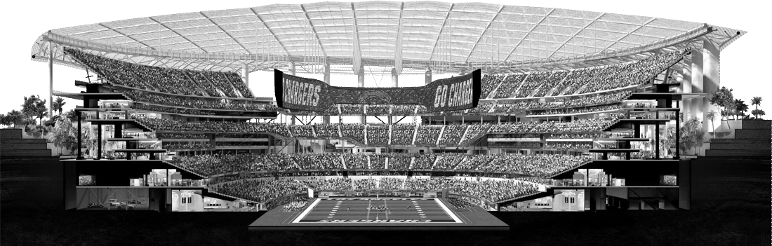 SoFi Stadium, Inglewood