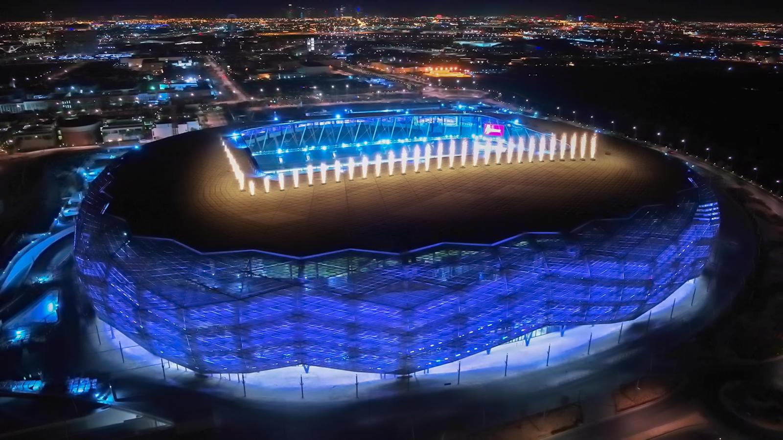 Education City Stadium, Al-Rayyan, Doha