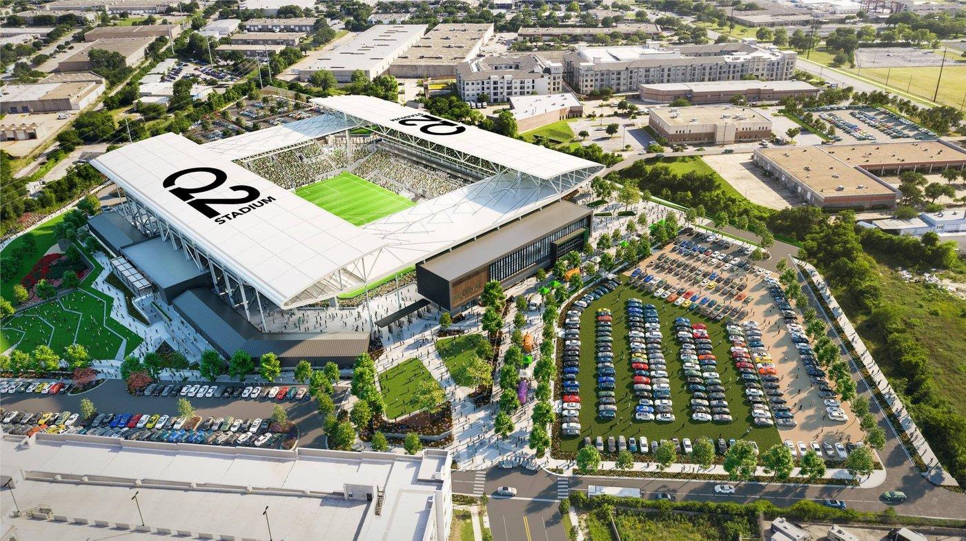 Q2 Stadium in Austin