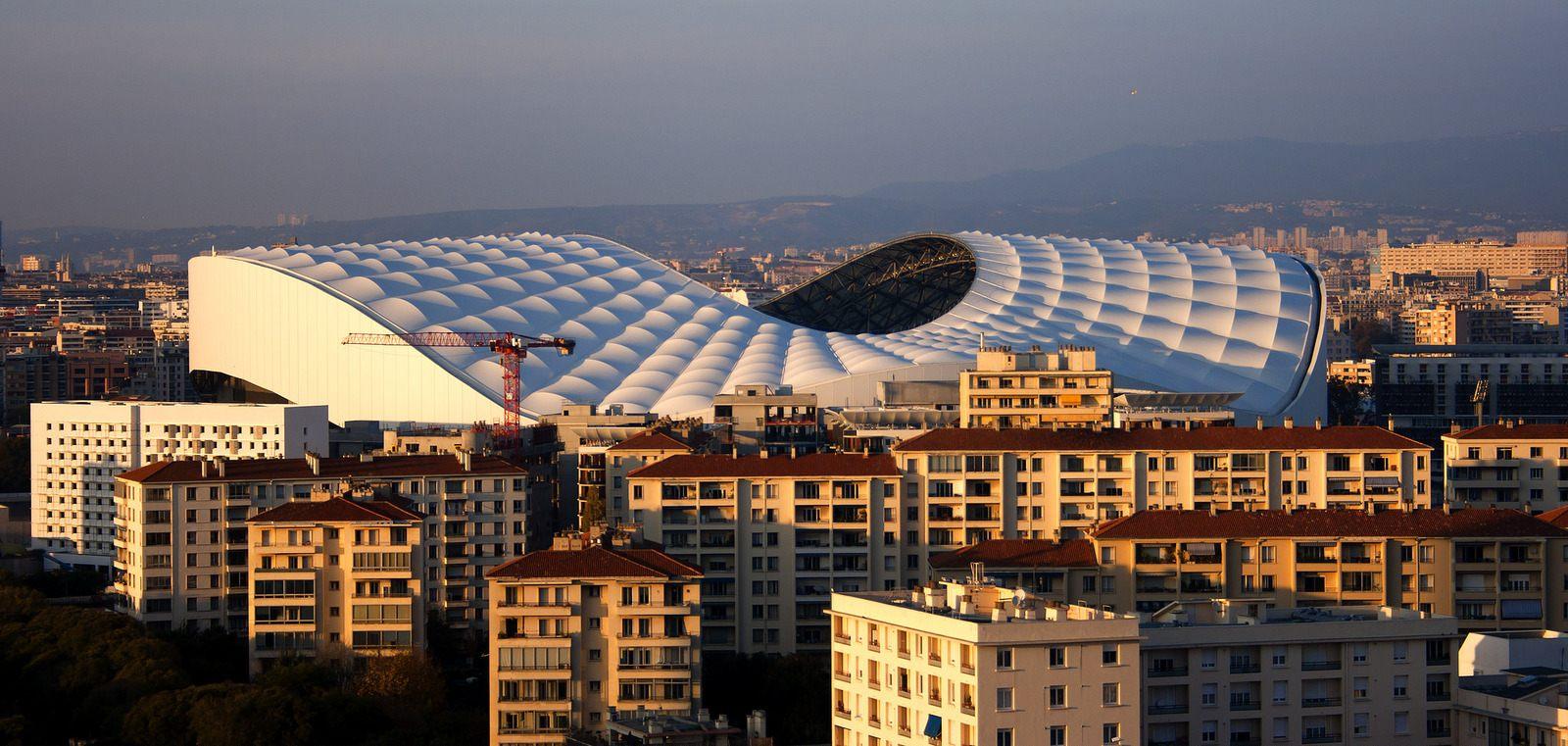 Orange Velodrome, Marseille