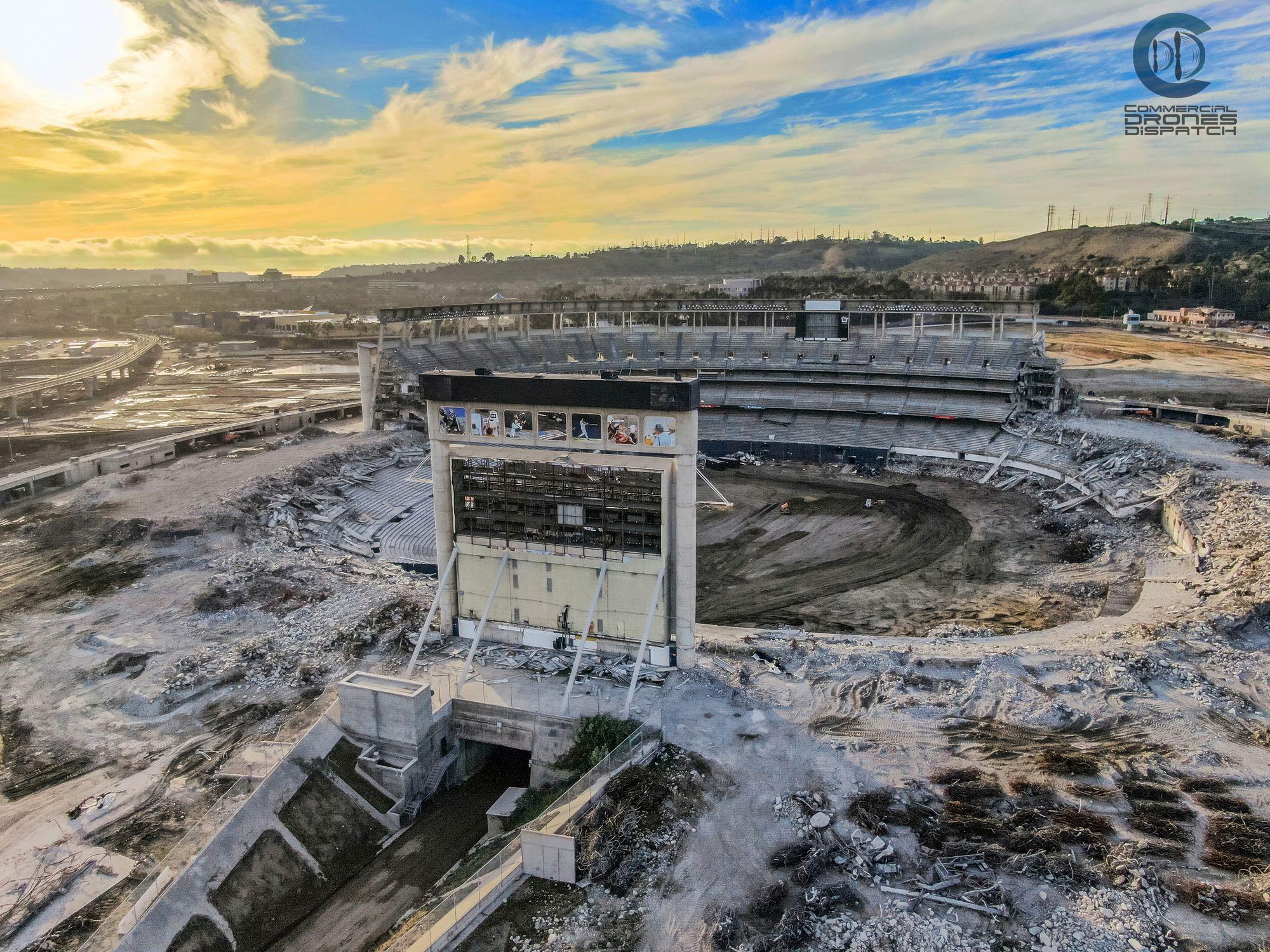 San Diego Stadium, SDCCU