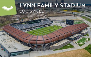 New stadium: Fresh life in old butcher town