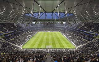 London: Spurs in serious debt over stadium construction