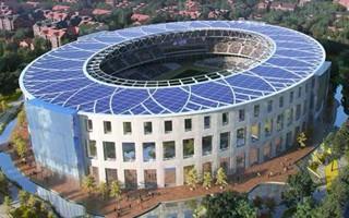 Verona: New stadium like ancient amphitheatre?