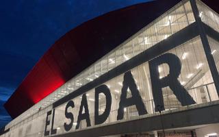 Spain: New El Sadar shining bright