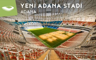 New stadium: Adana stadium completed after seven years