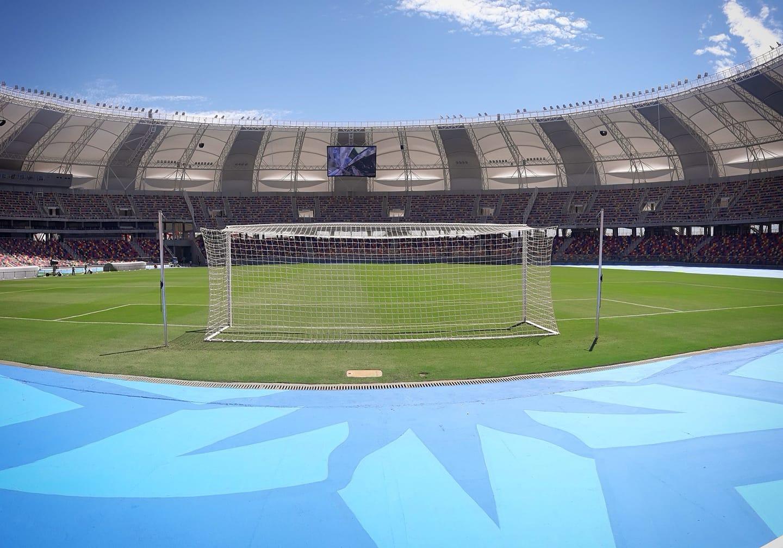 Estadio Unico Madre de Ciudades