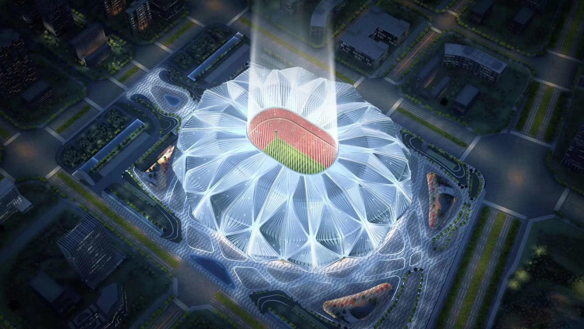 Guangzhou FC Football Stadium