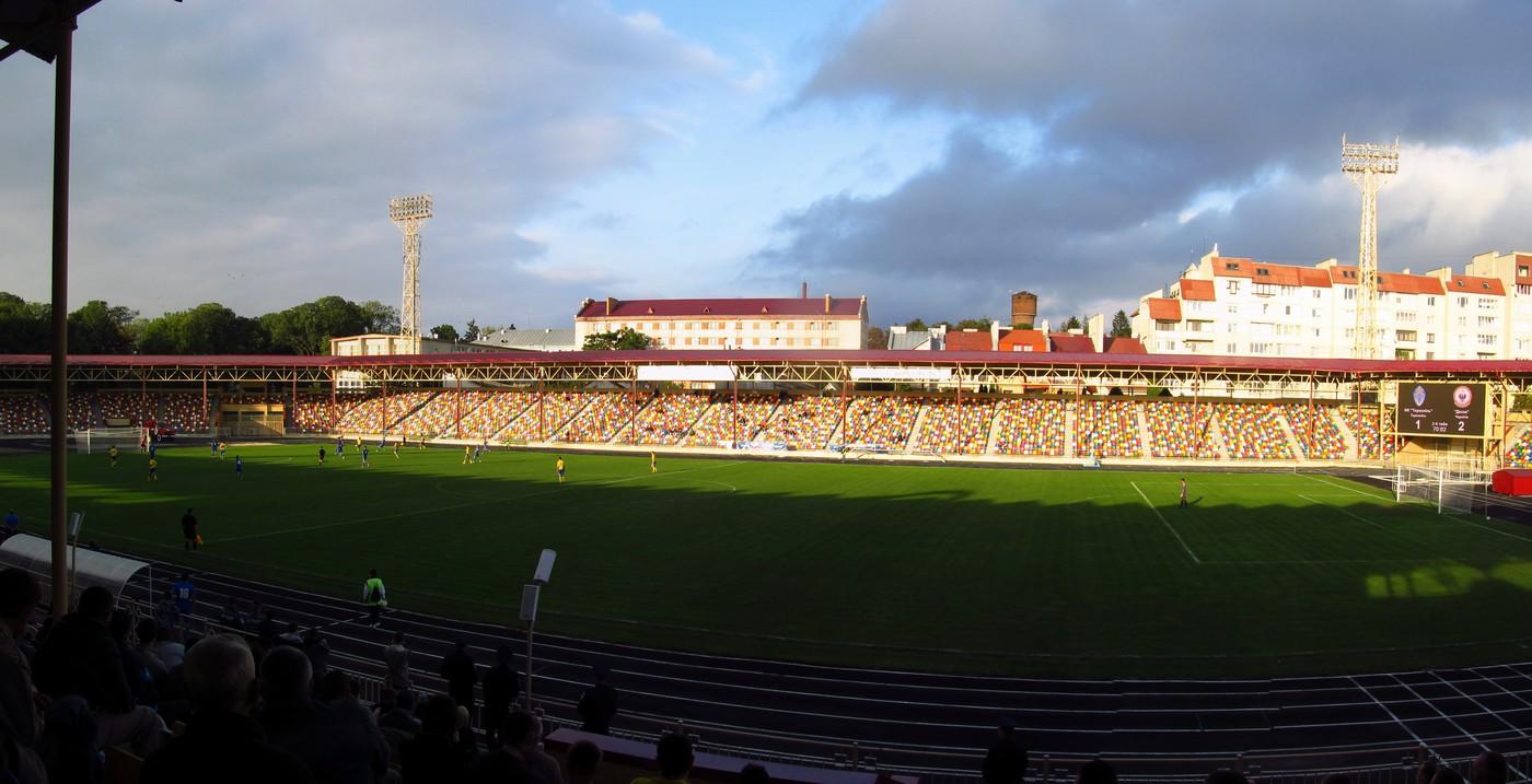Stadion imeni Romana Shukhevycha